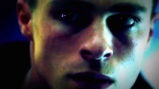 Shatter me series; trailer