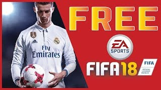 How To Download FIFA 18 For FREE on PC! FULL VERSION #New