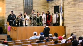 Beth Shalom B'nai Zaken E.H.C. Choir - Hodu L'Adonai