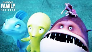 DEEP | Official Trailer for animated family movie