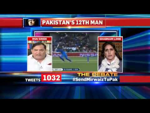 Xxx Mp4 Why Play Cricket With Them In The First Place Argues Shabnam Lone On SendMirwaizToPak 3gp Sex