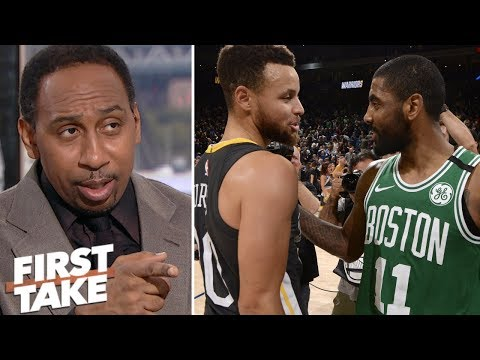 Xxx Mp4 Stephen A Lists The Ways Celtics Could 'screw Up' Dethroning The Warriors First Take 3gp Sex