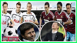 After 1-1 Real Madrid TOTTENHAM VS WEST HAM: TV CHANNEL, STREAM, KICK-OFF TIME, ODDS & MATCH PREVIEW