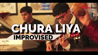 Chura Liya hai tumne jo dil ko on Guitar | Kapil Srivastava | Cover |  Lesson