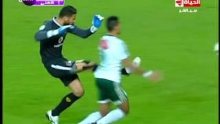 اهداف مباراة المصرى VS الاهلى 2 / 2 ... الدورى المصرى 2015 / 2016