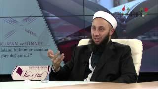 İslamda Kedinin Hükmü? Fatih kalender hoca