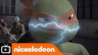 Teenage Mutant Ninja Turtles | Super Mikey | Nickelodeon UK