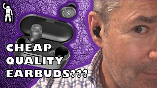 SoundPeats TrueFree+ Earbuds under $50! Pass or Fail?