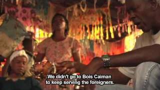The Role of Voodoo in Haiti's Recovery