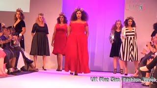 Fashion Week Plus Size - Fashion Show