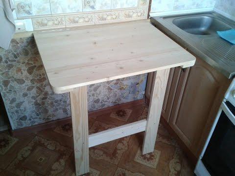 Мебель своими руками столик к