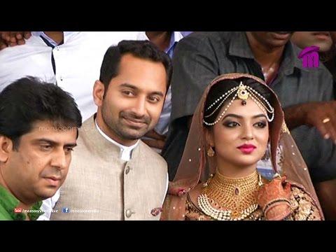 Xxx Mp4 Fahad Fazil Weds Nazriya Wedding Video Marriage Video HD 3gp Sex