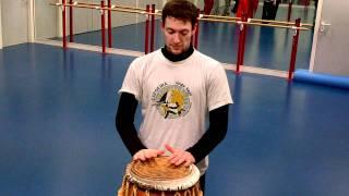 Toque Atabaque Capoeira a valider
