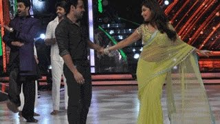 Emraan Hashmi turns it on with Madhuri Dixit