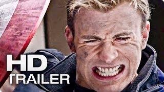 CAPTAIN AMERICA 2: The Return Of The First Avenger Trailer #2 Deutsch German | 2014 Super Bowl [HD]
