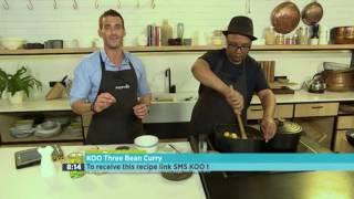 Koo Three bean Curry
