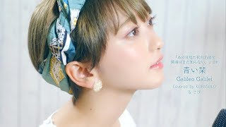 【あの花】青い栞 / Galileo Galilei(Covered by コバソロ  & こぴ)
