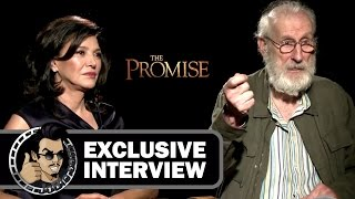 Shohreh Aghdashloo & James Cromwell Exclusive Interview for THE PROMISE (JoBlo.com) 2017