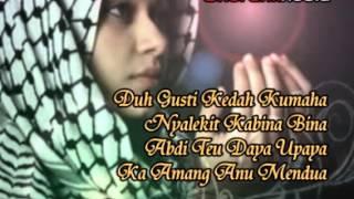 KIDUNG SYA'IRAN CINTA SANTRI 4  ( Kisah Santri Salafi