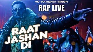 Raat Jash Di Rap Yo Yo Honey Singh At Zorawar Trailer Launch - Gangster Fundi