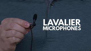 Audio Recording Tips: Lavalier Microphones