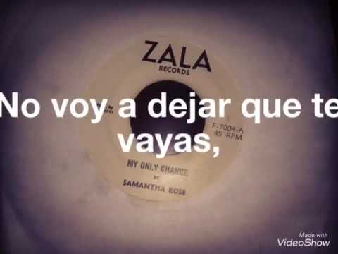 Xxx Mp4 Samantha Rose My Only Chance Subtítulos En Español 3gp Sex