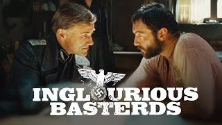 Inglourious Basterds — The Elements of Suspense