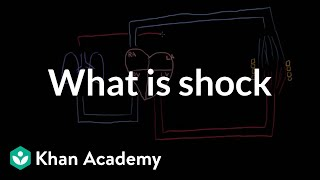 What is shock? | Circulatory System and Disease | NCLEX-RN | Khan Academy