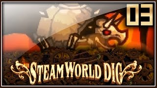 Steamworld Dig   Die Dinos kommen!   Part 3