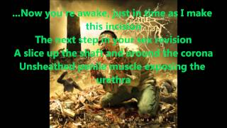 Cattle Decapitation - Forced Gender Reassignment Lyric Video