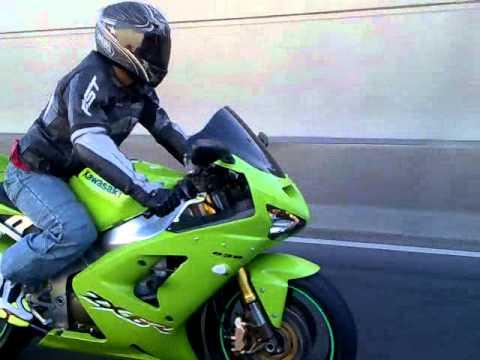 kawasaki ninja zx6r 636 tunnel