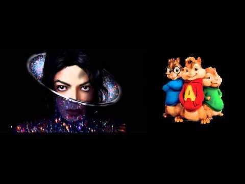 Michael Jackson - Blue Gangsta (Official 2014 Chipmunks Version)