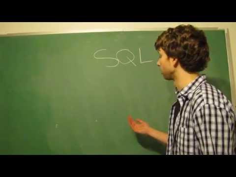 Database Design 4 - Introduction to SQL