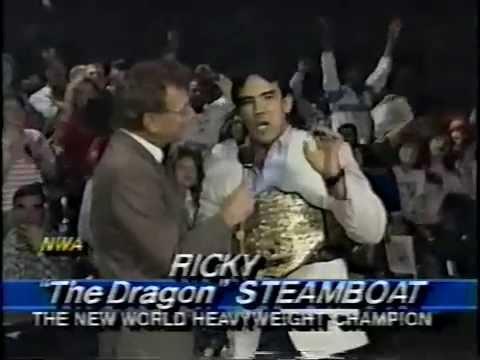 WW 4/1/89- Sting vs The Enforcer