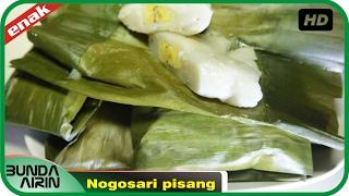 Cara Membuat Nogosari Pisang Resep Masakan Rumahan Mudah Simpel Recipes Indonesia Bunda Airini