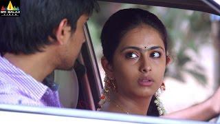 Uyyala Jampala Movie Scenes | Avika Gor and Raj Tarun at Temple | Sri Balaji Video