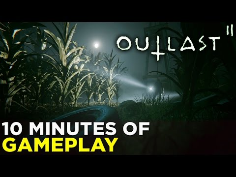 Outlast 2 GAMEPLAY PREVIEW