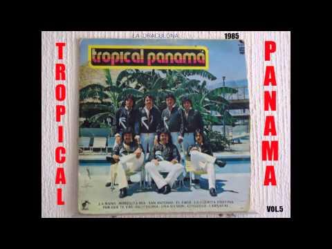 TROPICAL PANAMA LA DRACULONA VOL 5 1985
