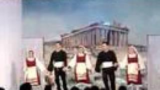SYRTO-BALLET YEFIROS -ASOCIACION HELENICA SAN NICOLAS