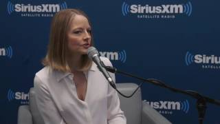 Jodie Foster on filming