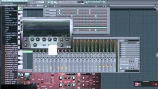 Making Another Future Bass Drop In Fl Studio 11!