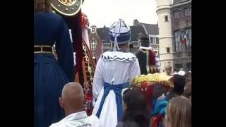 Rigodon Douai 2012