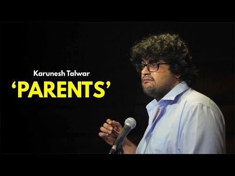Xxx Mp4 Parents Stand Up Comedy By Karunesh Talwar 3gp Sex