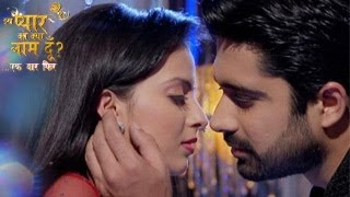 Shlok & Astha GET INTIMATE & CLOSE in Iss Pyaar Ko Kya Naam Doon 2 14th April 2014 FULL EPISODE