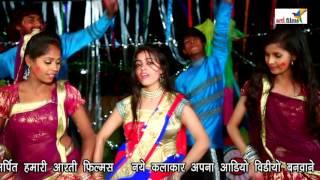 आज निकललबा क्षमा के टोली HD Hit Hindi Bhaktimay Holi Video 2017 || Singer - Kshama Pandey