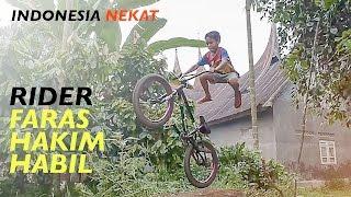 Go BMX, antraksi anak-anak Desa dengan BMX by Indonesia Nekat
