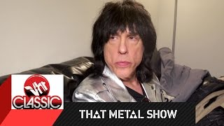 That Metal Show | Marky Ramone: Behind the Scenes | VH1 Classic