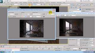 Architecture tutorial on 3ds max vray rendering 9