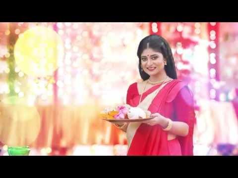 ABIRA'S Saree TVC | Star Jalsa Actress Sandipta Sen | Jupiter Creation Production