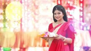 ABIRA'S Saree TVC | Star Jalsa Actress Sandipta Sen | Jupiter Creation Production